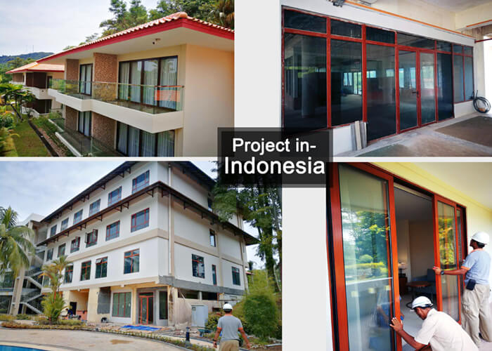 Villa Project in Indonesia
